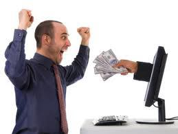 happy-man-make-money-online
