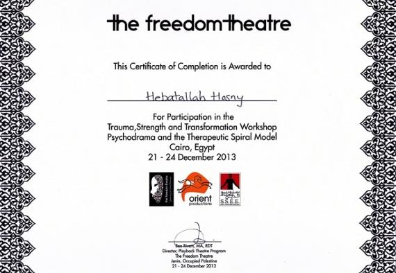 psychodrama-course-certificate