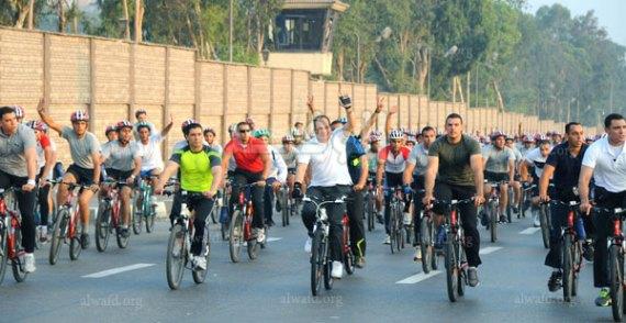 الرئيس-السيسى-ماراثون-الدراجات-2
