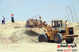 صور-حفر-مشروع محور-قناة-السويس-11