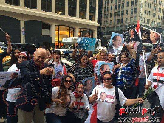 صور-السيسى-فى-نيويورك-1-هتاف-المصريين-2