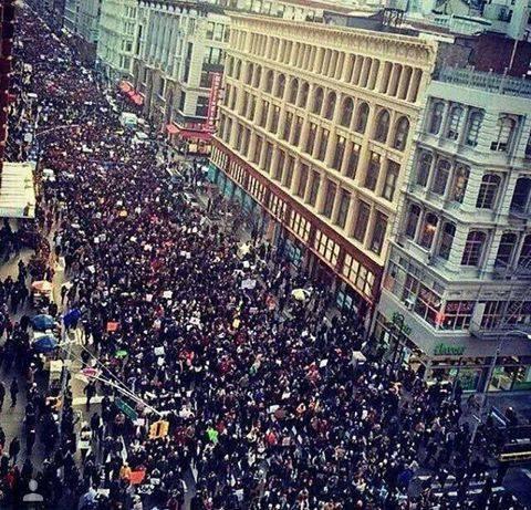 مظاهرات-أمريكا-فيرجسون