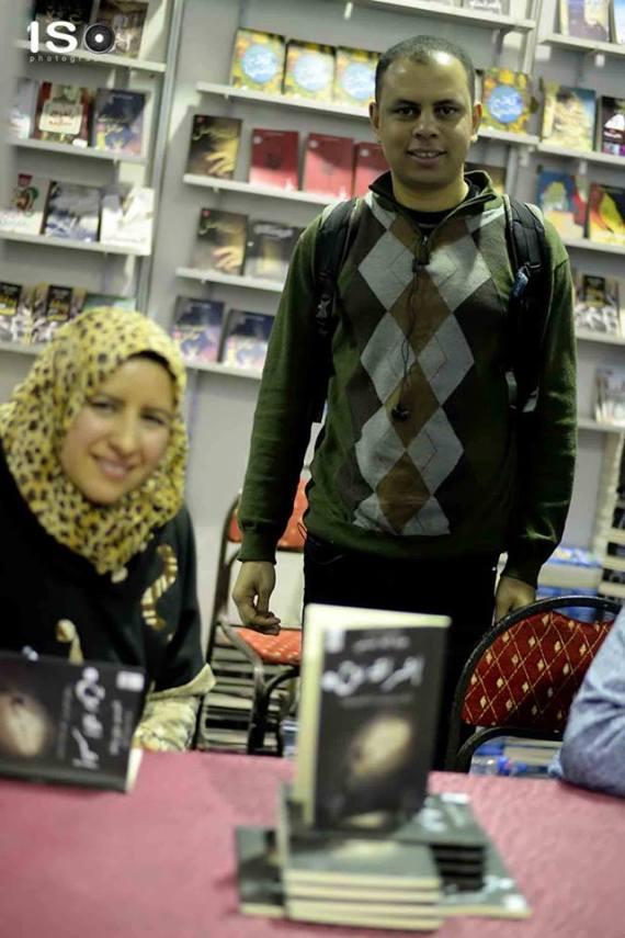 حفلة-توقيع-كتاب-إشراقة-روح-معرض-الكتاب-هبة-حسنى-2015-35