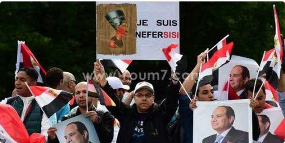 الرئيس-السيسى-ألمانيا-إستقبال-المصريين